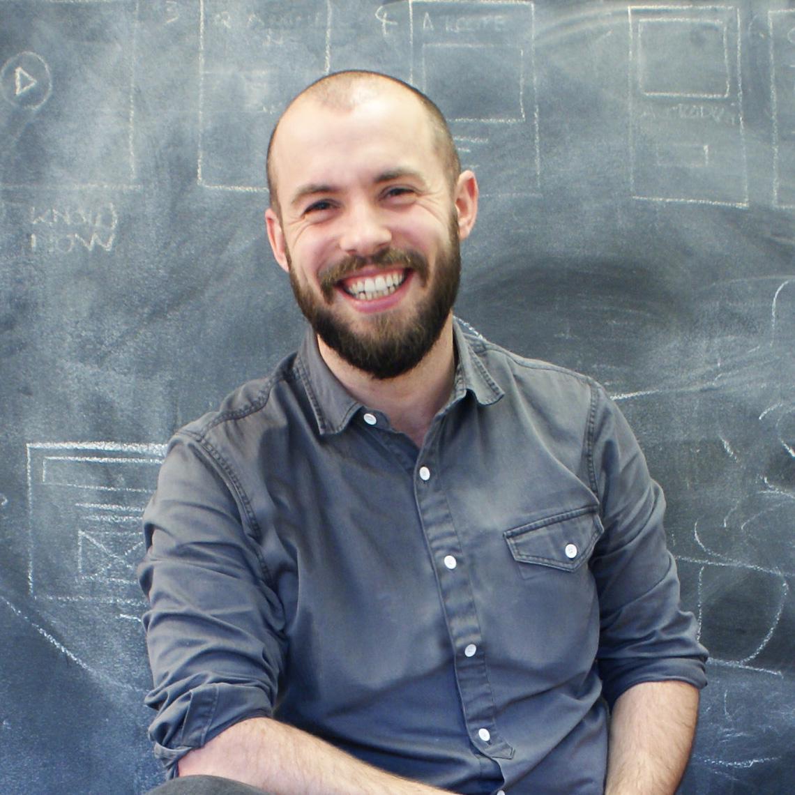 Andy Thorne - UX Designer
