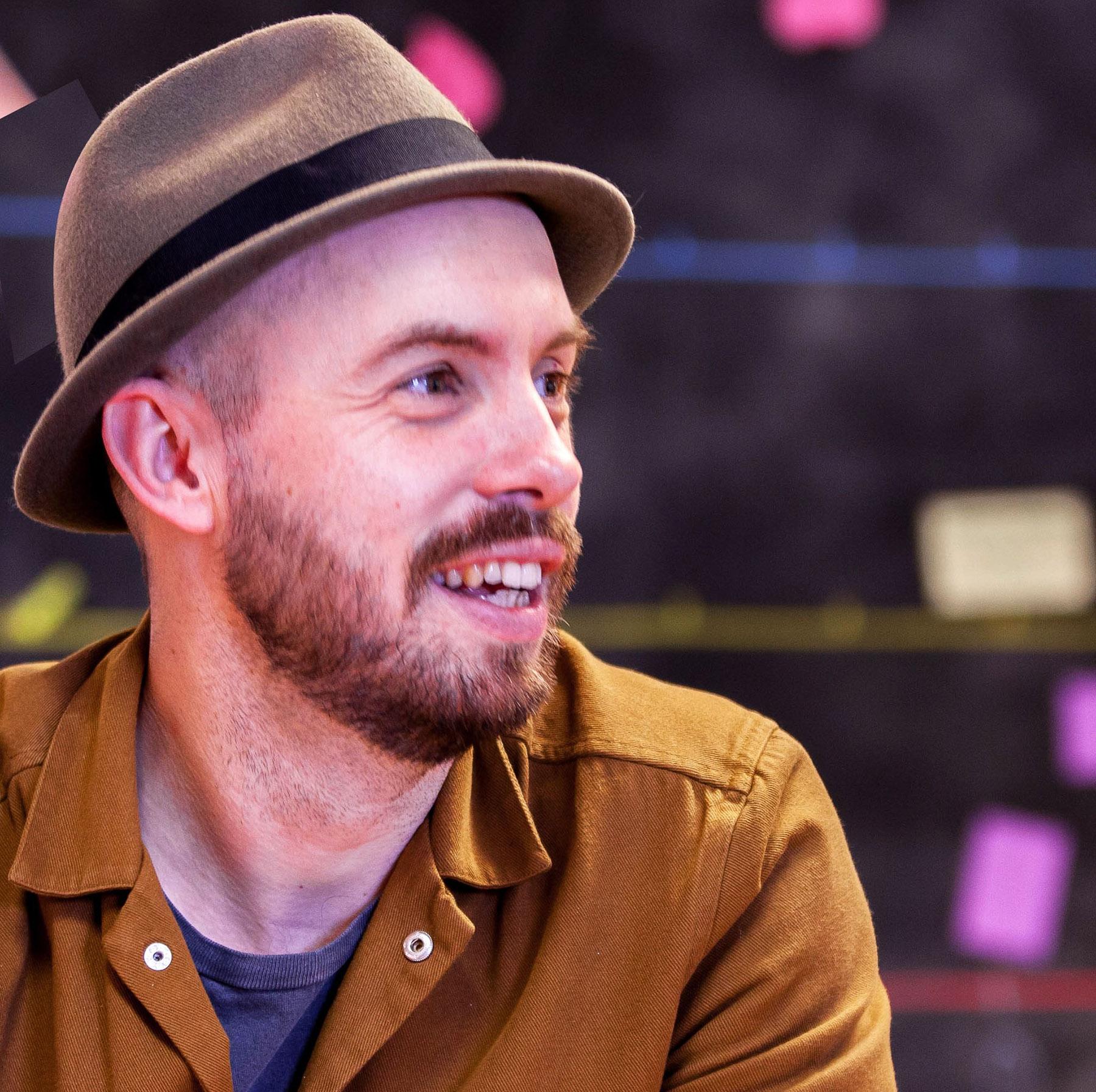 Andy Thorne - Director, UX Designer