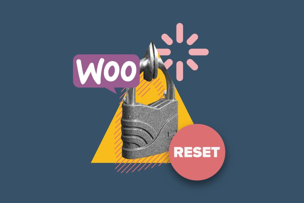 woocommerce password reset featured image