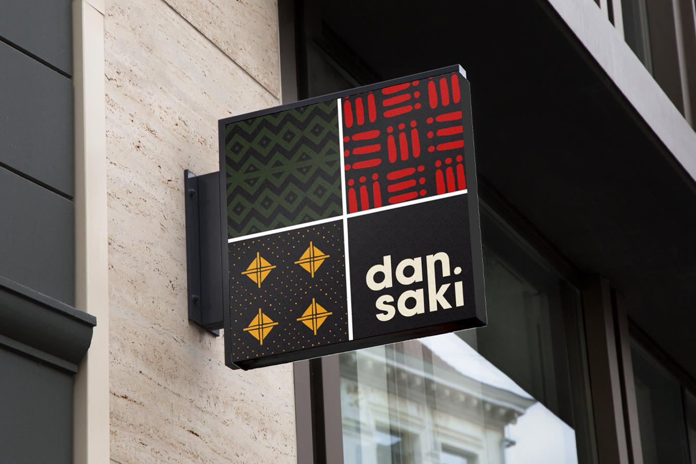 Dansaki logo