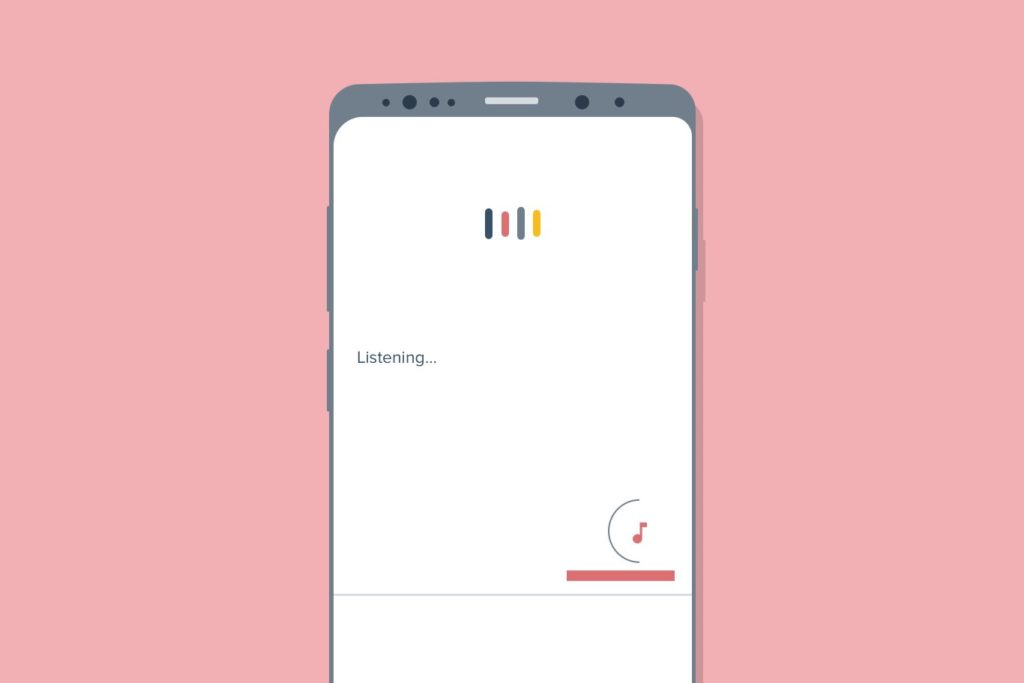 Android phone with a voice command