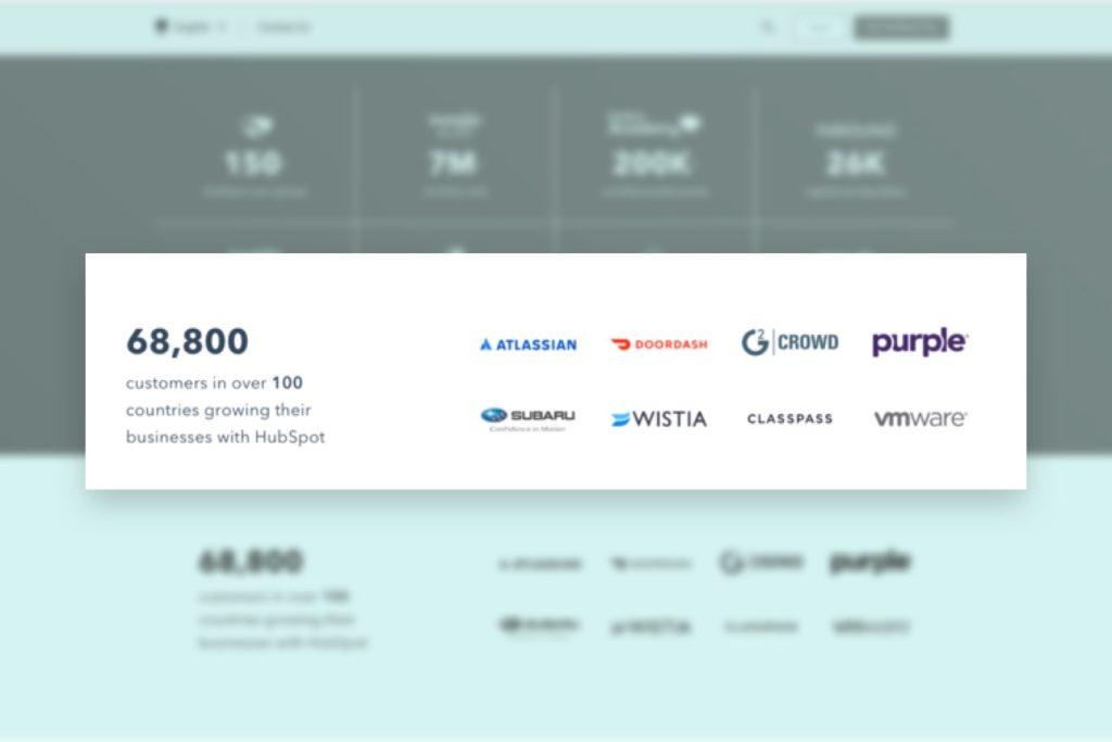 HubSpot credibility brands