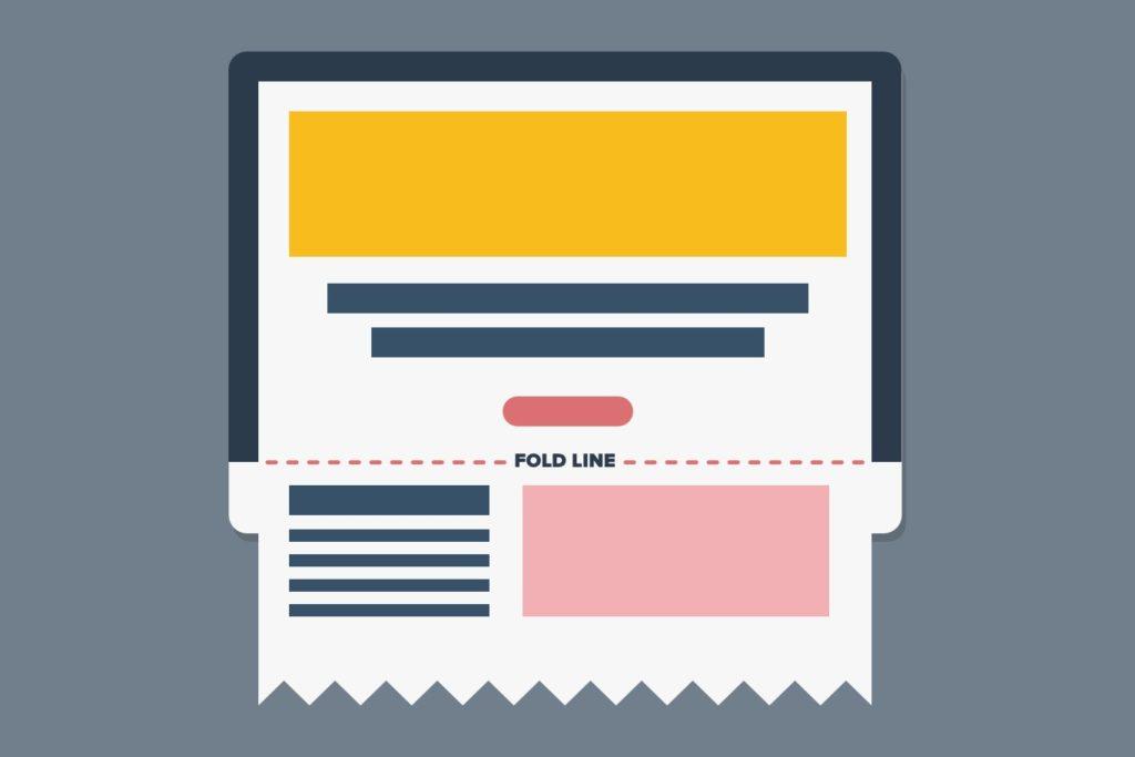 Website Fold