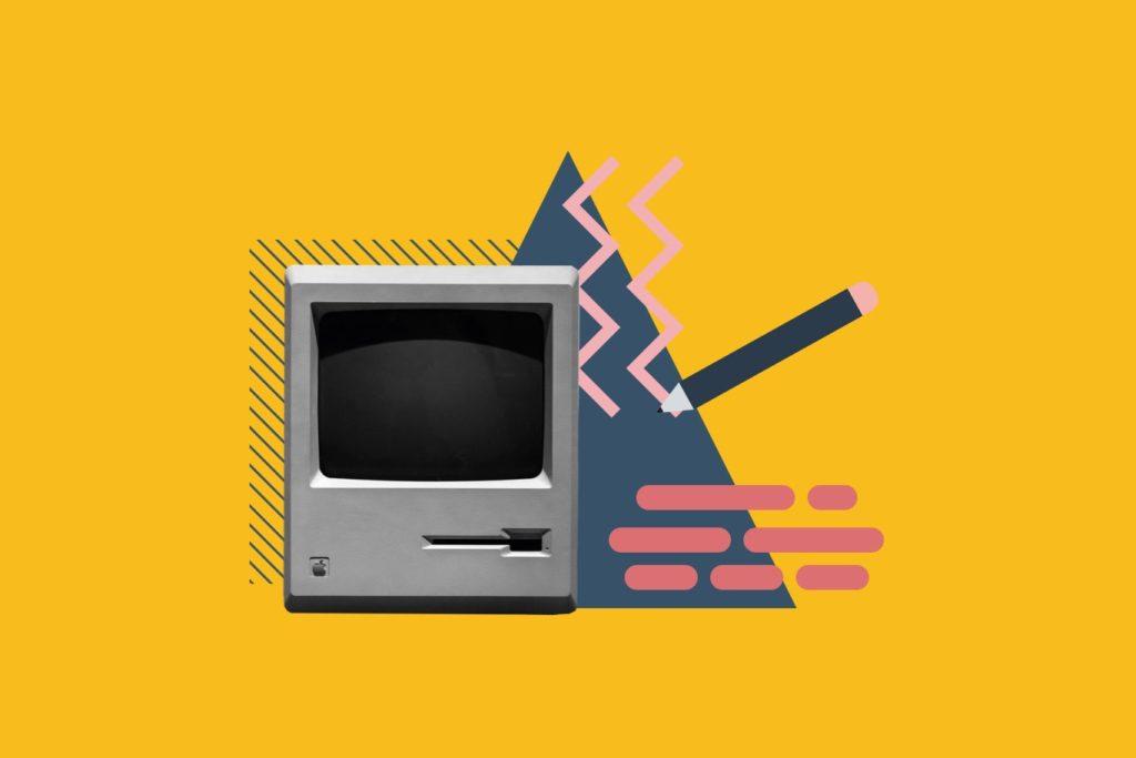 Web design featured image