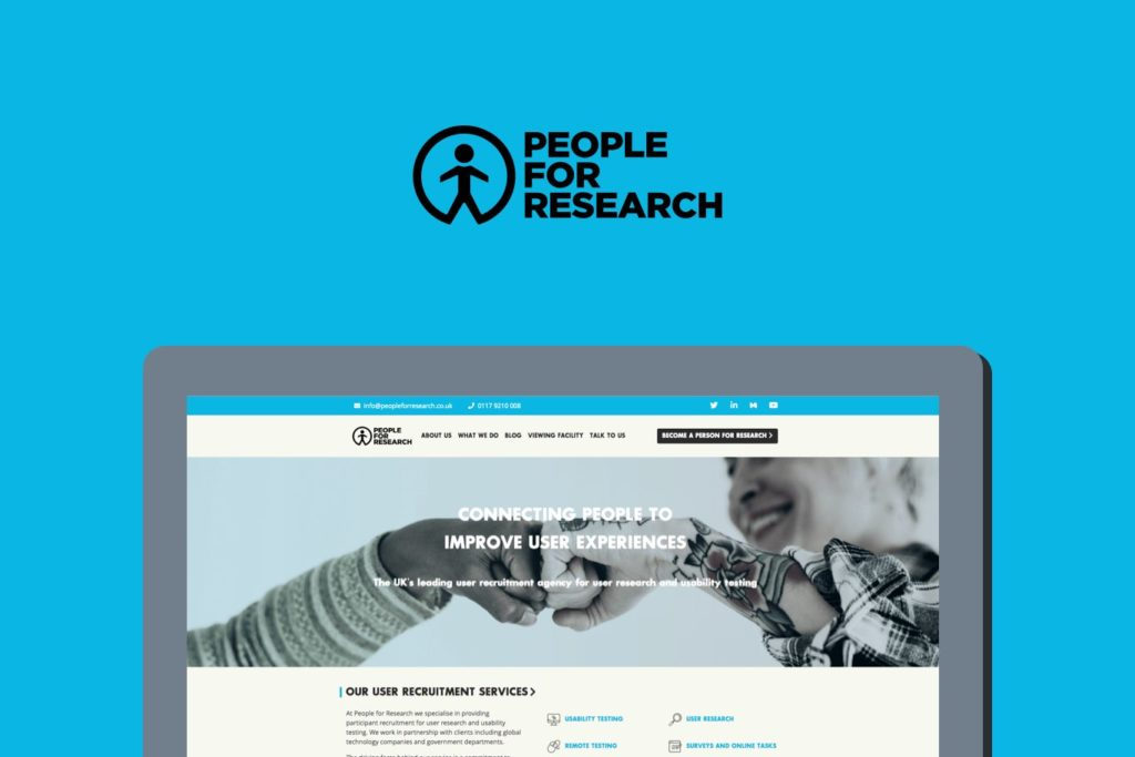 People for Research recruiting users