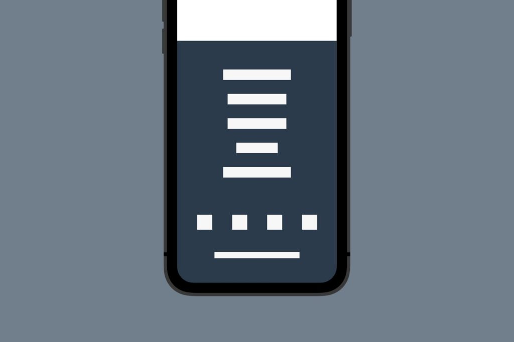 Mobile Footer