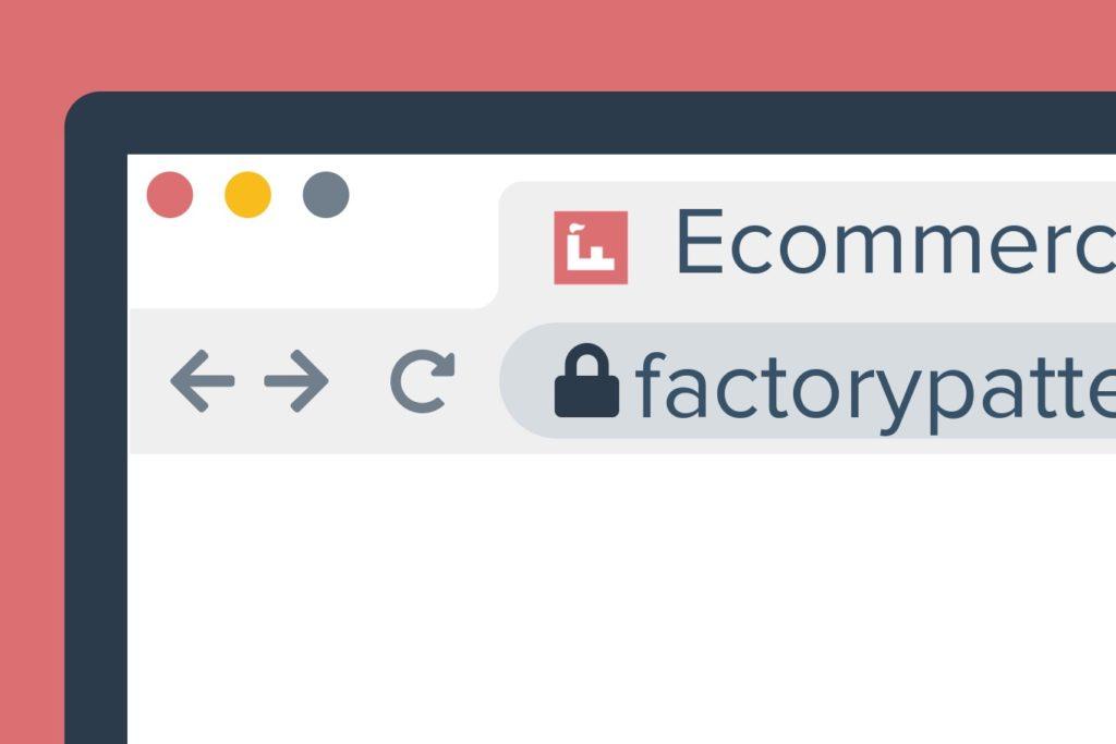 Secure Website checkout