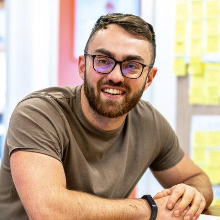 Kenny Foster - Web Developer at Factory Pattern
